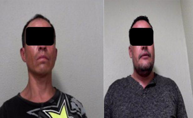 Caen 2 vendedores de droga al oriente de la ciudad