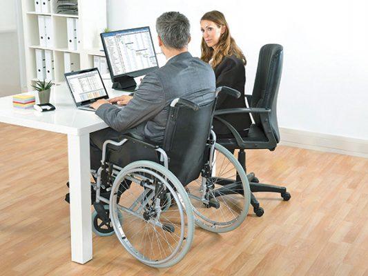 Estimularán la contratación de discapacitados