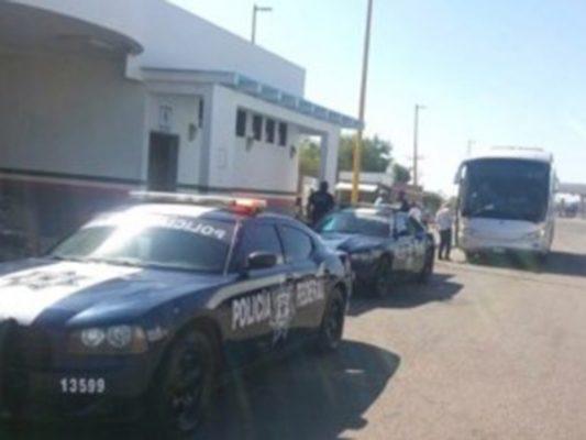 Rescatan policías federales a una menor de Tijuana que se iba a ver con un hombre en Sinaloa