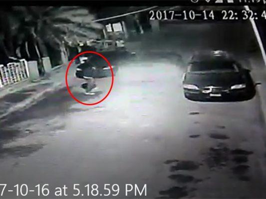 Alertan sobre ladrones en Col. Nva. Esperanza