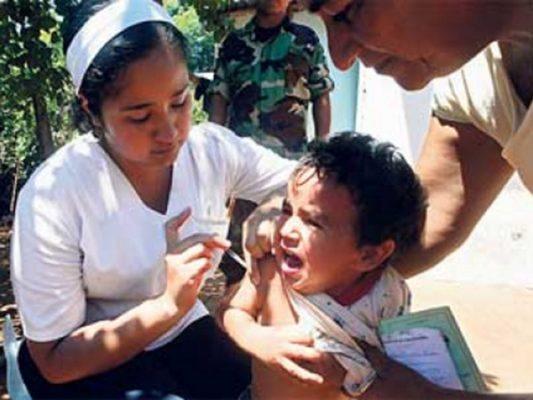 Ponen en marcha campaña vacunación en BC evitar influenza en invierno