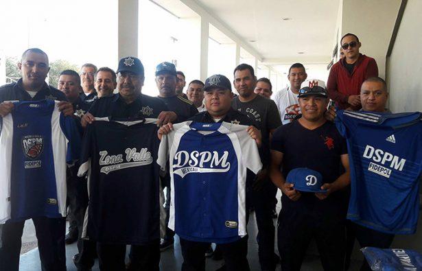 DSPM y FIDEPOL organizan primeros juegos interpoliciales