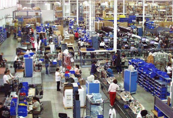 Baja actividad industrial en julio en Baja California