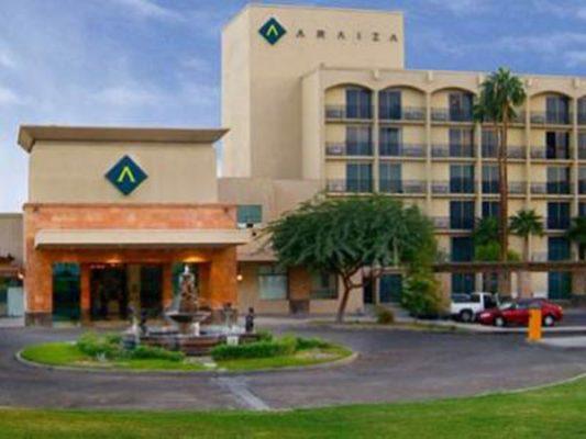 Ocupación hotelera registra baja por más habitaciones