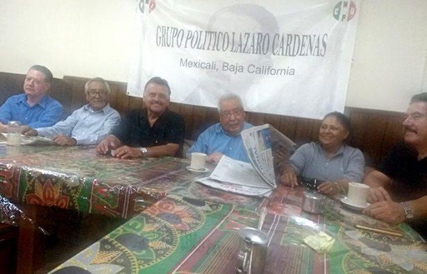 PRI es afectado por el grupismo: Jorge Mancilla