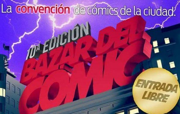 Realizan décimo Bazar el Comic en Mexicali