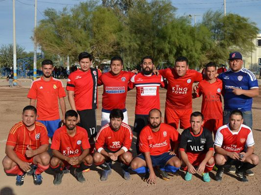 Convoca Liga de Futbol de Segunda a su torneo