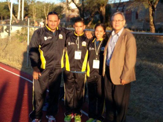 Búfalos participan en Nacional de Institutos Tecnológicos
