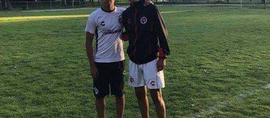 Rafael López convocado al Tricolor Sub-15
