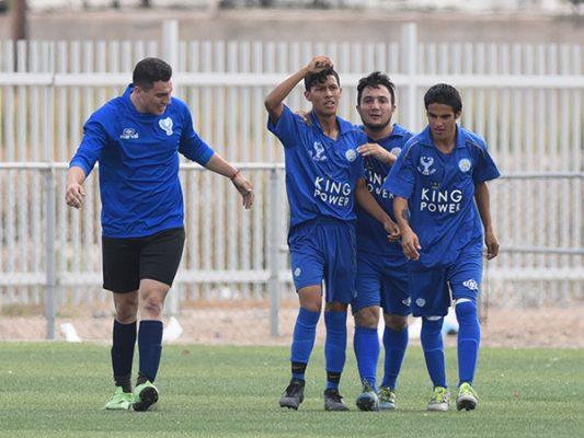 Deportivo Palaco iguala con la Colonia San Luis