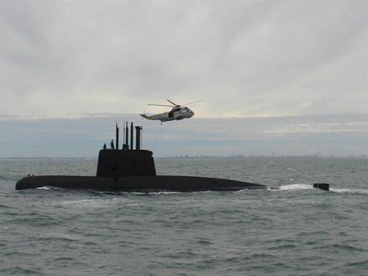 """""""Ruido"""" detectado en el Atlántico no es del submarino argentino"""