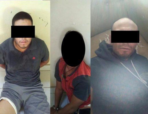 DSPM coadyuva en la captura de presuntos delincuentes de Luis B. Sanchez
