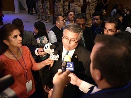 Destaca Gustavo Sánchez logros en finanzas