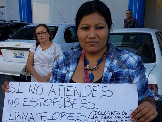 Exigen a Kiko Vega firme carta para reparar daños a víctima de tortura de la PEP
