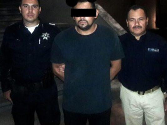 Arrestan a asesino de la Agualeguas