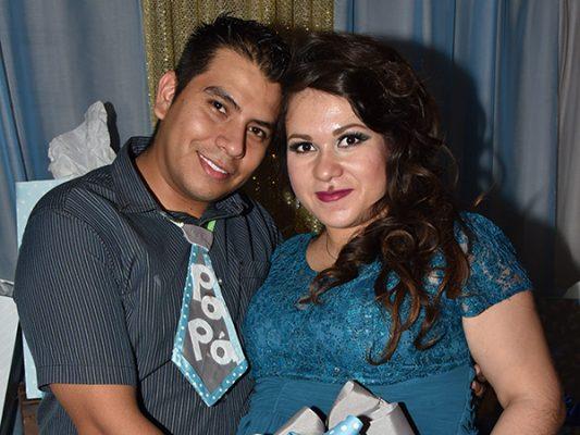Susana y Adrián serán papás