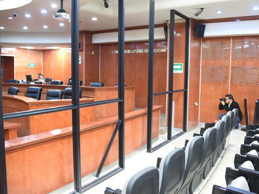 Blindan curules de diputados locales