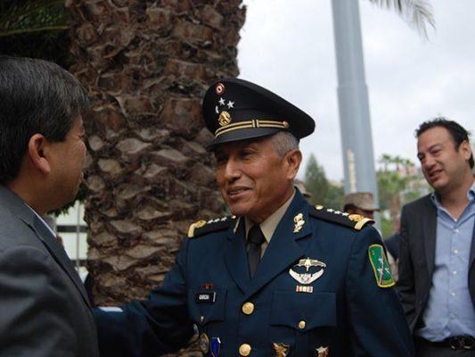 Ley de Seguridad no busca militarizar el país: Gral. García