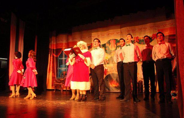 Este fin de semana finaliza temporada de teatro Navideño