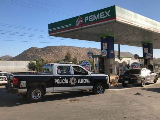 De agresión de policías en Tecate, llega presunto implicado baleado al HGM