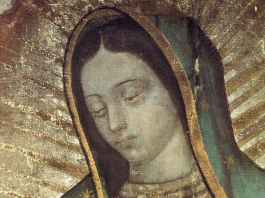 Hoy Mañanitas a la Virgen de Guadalupe