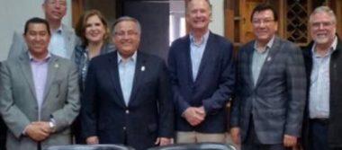 Toma protesta Jaime Roberts como presidente de Cotuco