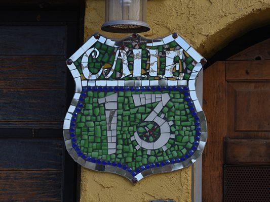 Hacen del muro una galería de arte que sorprende: Proyecto Calle 13