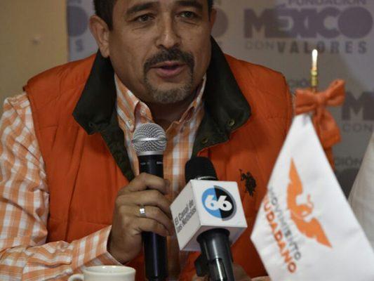 Será Barraza Chiquete delegado estatal de México con Valores