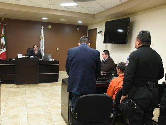 Alcalde confía en sistema de impartición de justicia