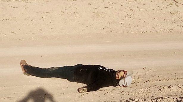 Matan policías a asaltante
