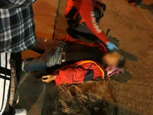 Sexagenario muere paseando en la Hidalgo