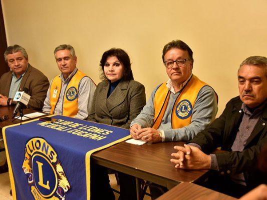 Invita Club de leones a su colecta anual