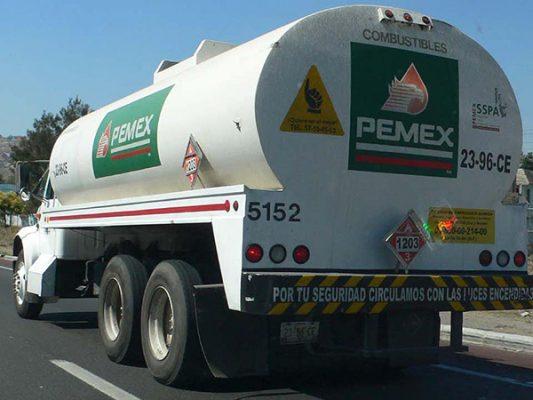 Aprueba PEMEX donación de Combustible