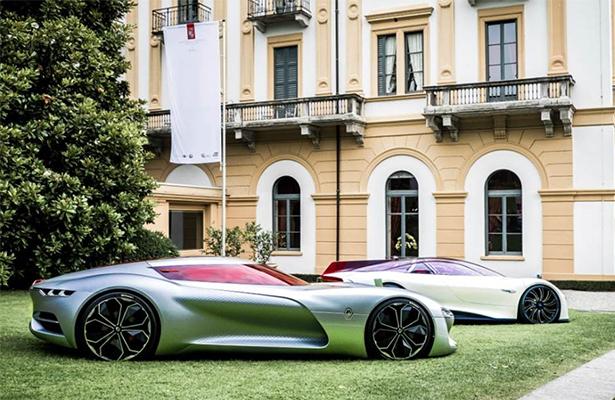 Conoce a Trezor, el prototipo más atractivo de Renault