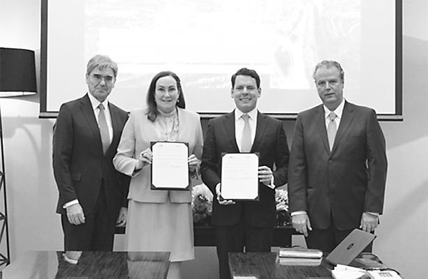 Firman CFE y Siemens acuerdo que impulsará la modernización tecnológica