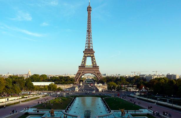 Francia, primer destino turístico mundial