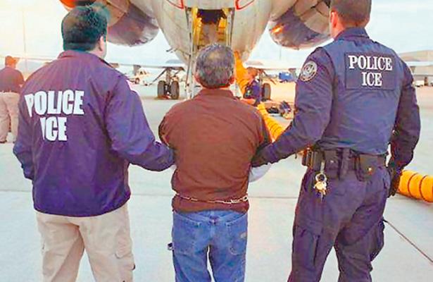 Bajan deportaciones por Calexico un 35%