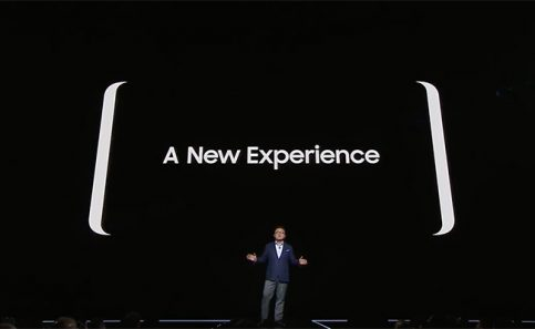¡Mira en directo el lanzamiento del nuevo Galaxy Note 8!
