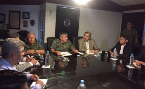 Anuncian llegada de más militares a Culiacán y Mazatlán