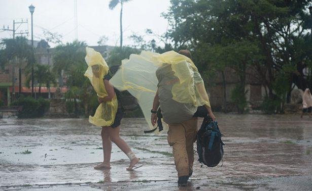 CDMX, Hidalgo, Puebla y Tlaxcala en alerta por huracán Franklin