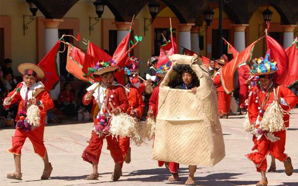 Exhibirán identidad maya en Carnaval de Tenajapa