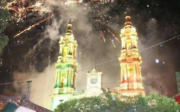 Alistan operativo por el Grito de Independencia en Morelia