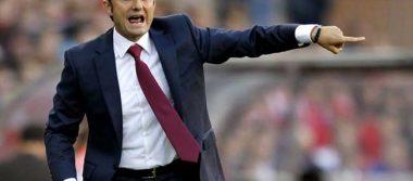 Designan a Ernesto Valverde como nuevo entrenador del Barcelona