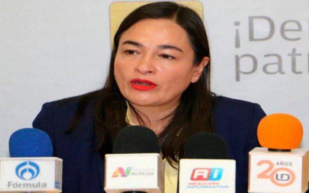 Verónica Piña busca la dirigencia nacional del PRD