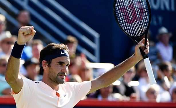 Federer se cuela a la final del Master 1000 de Montreal