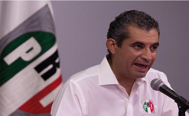 No hay espacio para el triunfalismo: Enrique Ochoa Reza