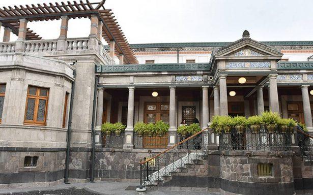 Lista la casa Rivas Mercado