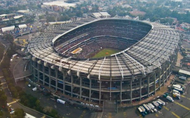 No habrá estacionamiento en el estadio Azteca para partido de NFL; estas son las rutas especiales