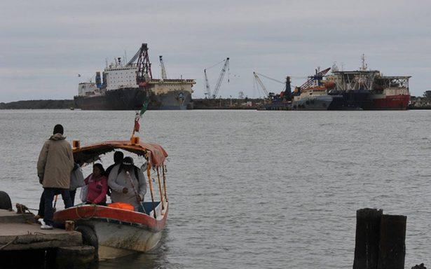 Sigue letargo petrolero en Madero
