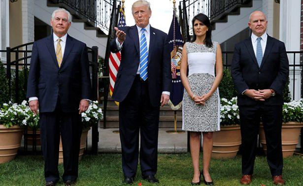 Trump rechaza llamada telefónica de Maduro